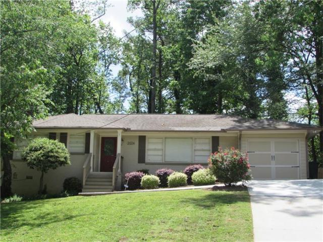 2024 Fairway Circle NE, Brookhaven, GA 30319 (MLS #5833105) :: North Atlanta Home Team