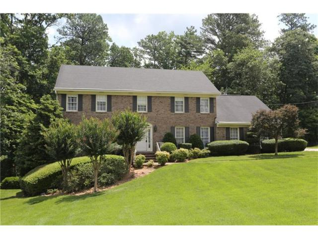 5213 Vernon Lake Drive, Dunwoody, GA 30338 (MLS #5833389) :: North Atlanta Home Team