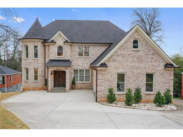 1696 N Druid Hills Road NE, Brookhaven, GA 30319 (MLS #5834231) :: North Atlanta Home Team