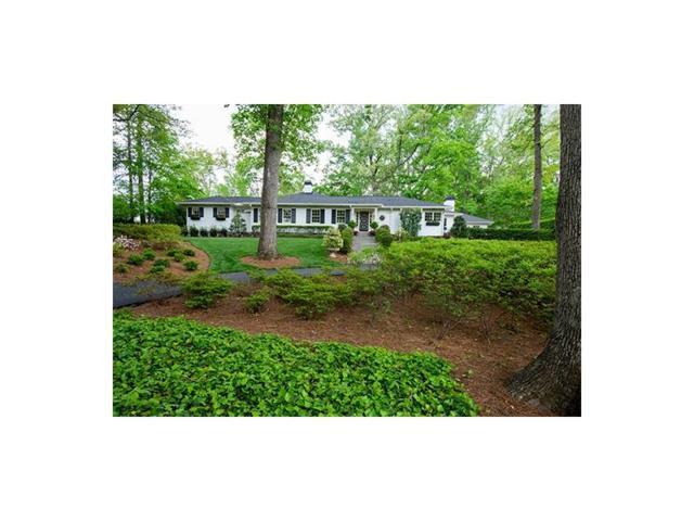 1175 Beech Haven Road NE, Atlanta, GA 30324 (MLS #5835479) :: North Atlanta Home Team