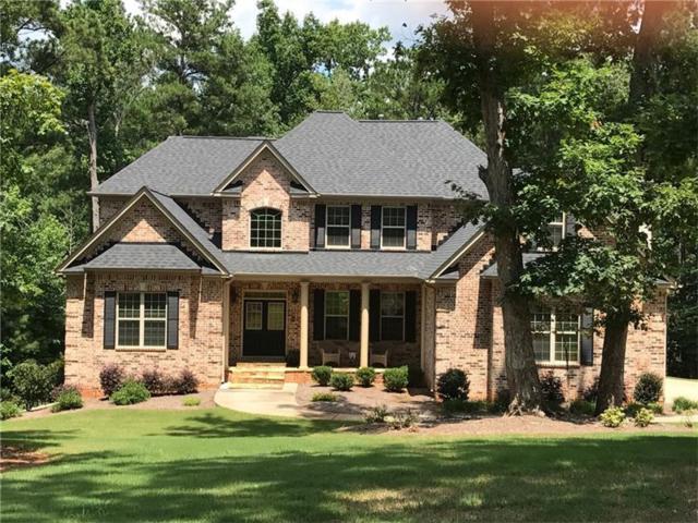 323 S Arbor Shores, Newnan, GA 30265 (MLS #5835901) :: North Atlanta Home Team