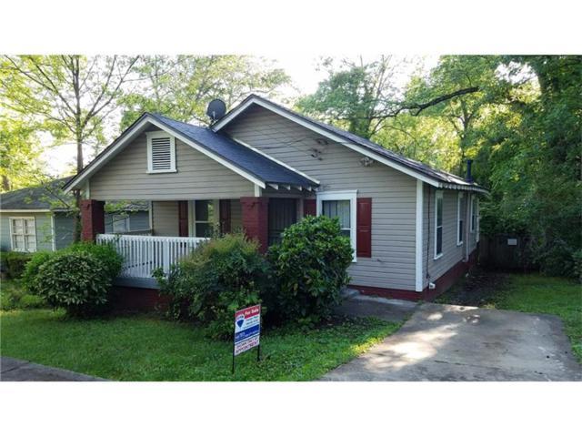 235 Wynnwood Drive SW, Atlanta, GA 30310 (MLS #5836199) :: North Atlanta Home Team