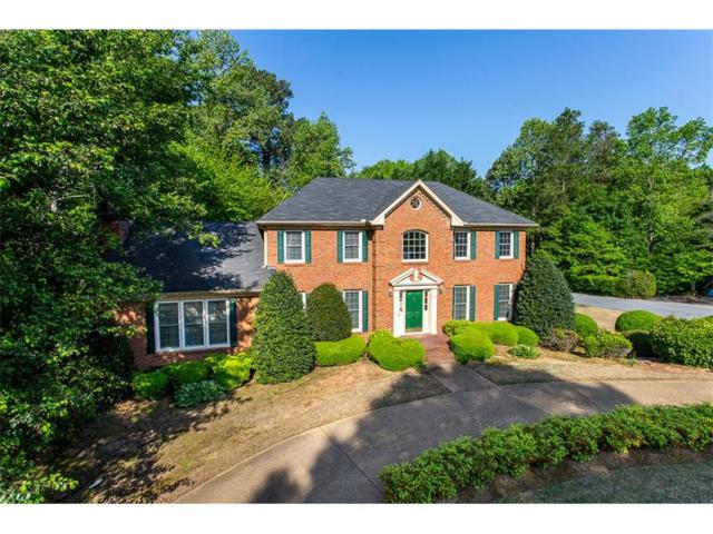 6245 Courtside Drive, Norcross, GA 30092 (MLS #5836293) :: North Atlanta Home Team