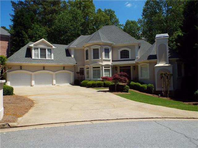 640 Galway Drive, Roswell, GA 30076 (MLS #5836499) :: North Atlanta Home Team
