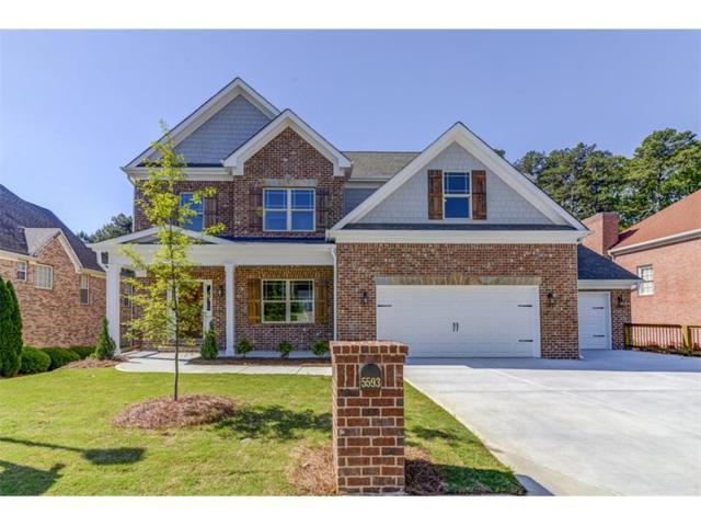 5593 Mountain View Pass, Stone Mountain, GA 30087 (MLS #5836763) :: North Atlanta Home Team