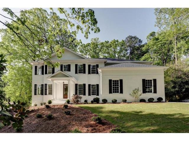 485 Franklin Road, Sandy Springs, GA 30342 (MLS #5836785) :: North Atlanta Home Team