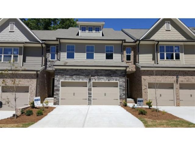 5540 Bright Cross Way #24, Suwanee, GA 30024 (MLS #5837073) :: North Atlanta Home Team