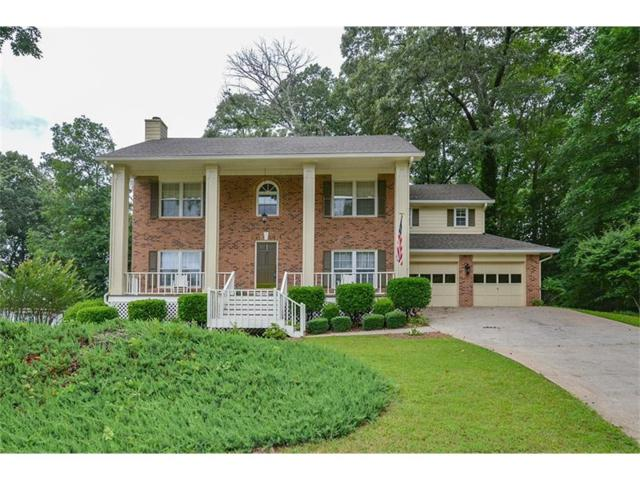 30 Iron Brigade Drive, Marietta, GA 30064 (MLS #5837320) :: North Atlanta Home Team