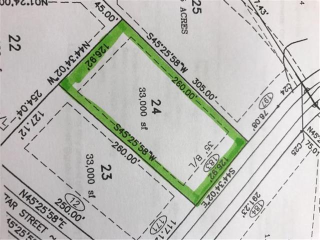 0 Sunset Loop, Cedartown, GA 30125 (MLS #5838616) :: Carr Real Estate Experts