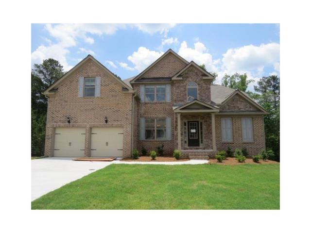 439 Ashbury Circle, Dallas, GA 30157 (MLS #5838717) :: North Atlanta Home Team