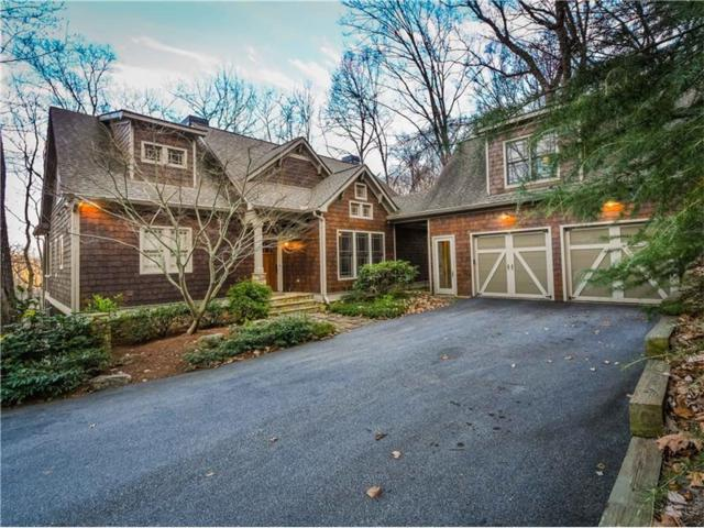1549 Valley View Drive, Big Canoe, GA 30143 (MLS #5839284) :: North Atlanta Home Team