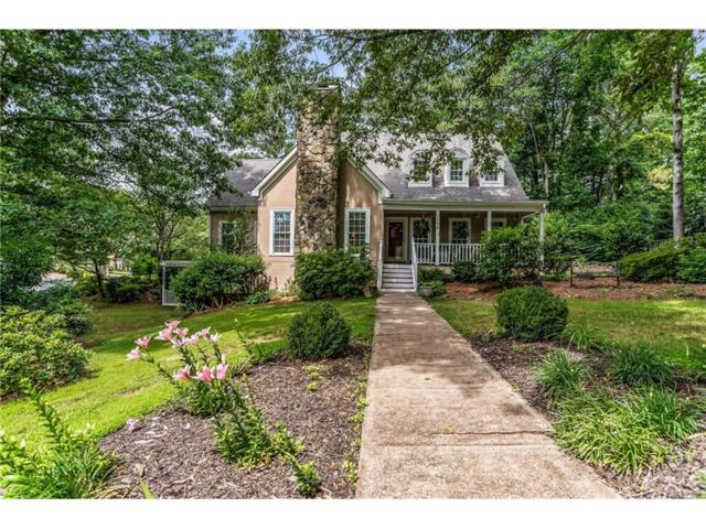 1088 Polo Club Drive NW, Marietta, GA 30064 (MLS #5839322) :: North Atlanta Home Team