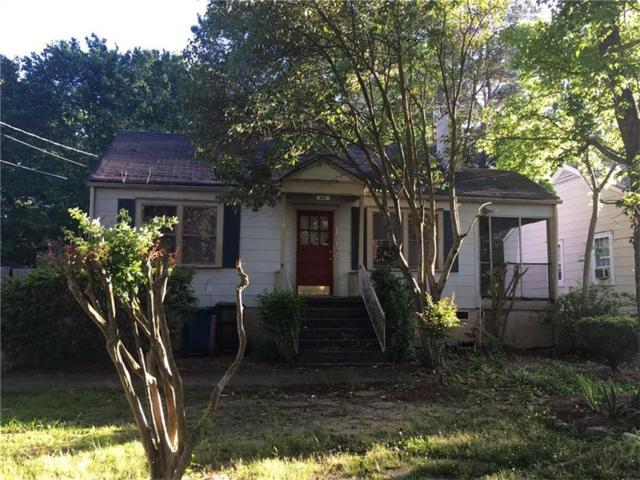 1896 Connally Drive, East Point, GA 30344 (MLS #5839470) :: North Atlanta Home Team