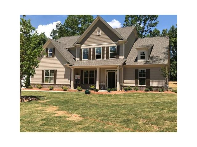 127 Waterlace Way, Fayetteville, GA 30215 (MLS #5839664) :: North Atlanta Home Team