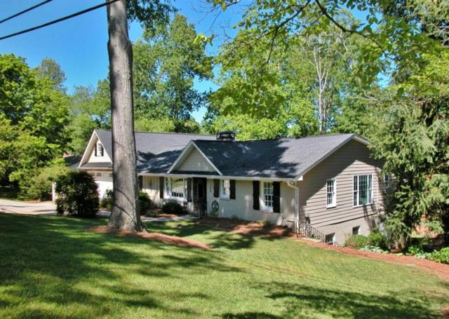 960 Chattahoochee Drive, Gainesville, GA 30501 (MLS #5839725) :: The Russell Group