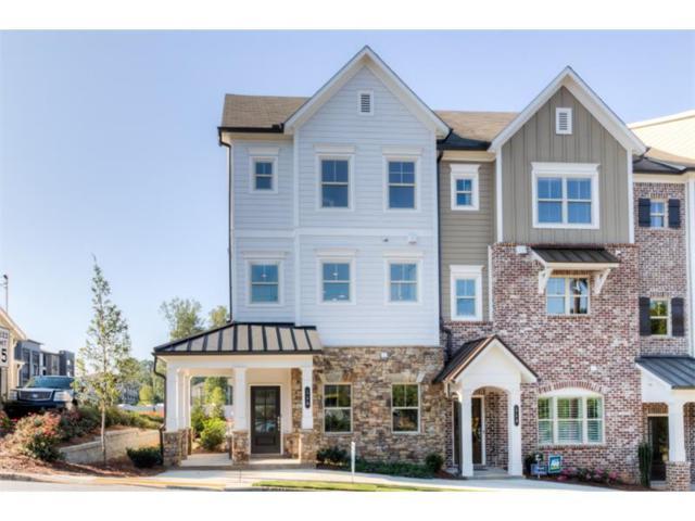 115 Periwinkle Lane #1, Woodstock, GA 30188 (MLS #5839728) :: Path & Post Real Estate