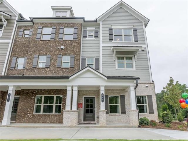107 Periwinkle Lane #5, Woodstock, GA 30188 (MLS #5839732) :: Path & Post Real Estate