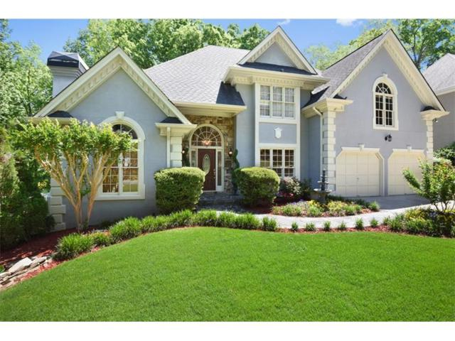 4271 Ridgehurst Drive SE, Smyrna, GA 30080 (MLS #5840823) :: North Atlanta Home Team