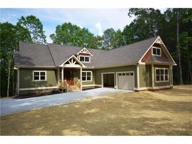 88 Bridge Road, Ellijay, GA 30540 (MLS #5841312) :: North Atlanta Home Team
