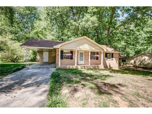 1384 S Hicks Circle NW, Conyers, GA 30012 (MLS #5841598) :: North Atlanta Home Team