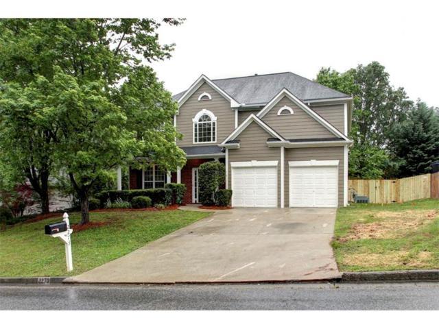 2273 Howell Farms Trail NW, Acworth, GA 30101 (MLS #5841723) :: North Atlanta Home Team