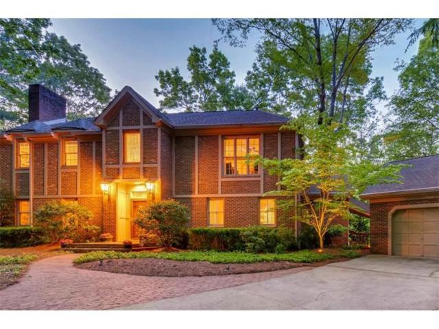 24 Ball Creek Hill, Sandy Springs, GA 30350 (MLS #5841740) :: North Atlanta Home Team