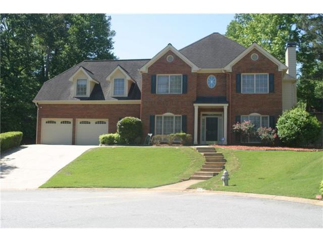 4341 Laurian Drive NW, Kennesaw, GA 30144 (MLS #5842039) :: North Atlanta Home Team