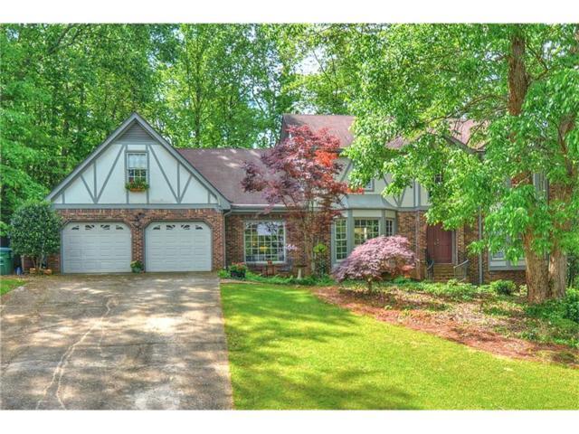 5615 Broxton Circle, Peachtree Corners, GA 30092 (MLS #5842550) :: North Atlanta Home Team