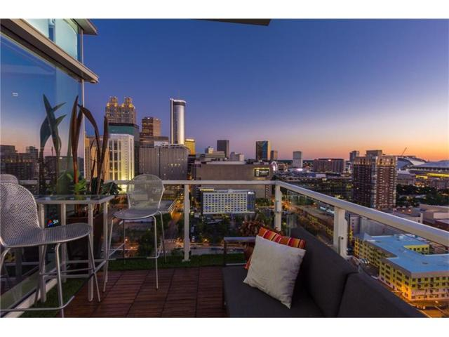 45 Ivan Allen Jr Boulevard #2405, Atlanta, GA 30308 (MLS #5842792) :: North Atlanta Home Team