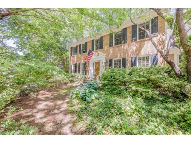 1878 Leiden Court, Dunwoody, GA 30338 (MLS #5843140) :: North Atlanta Home Team