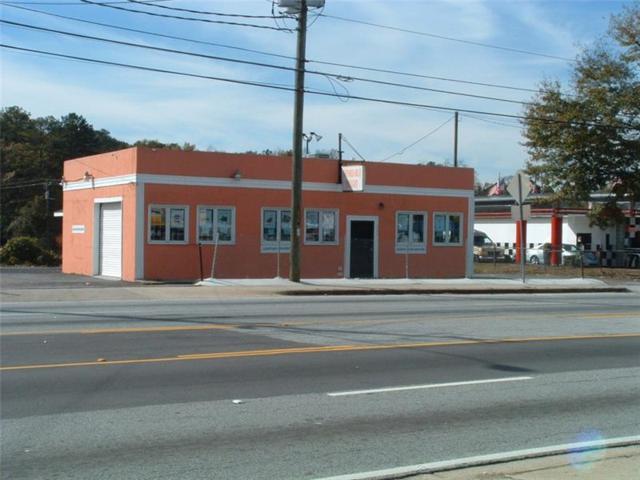 3558 M L King Jr Drive NW, Atlanta, GA 30331 (MLS #5844706) :: North Atlanta Home Team