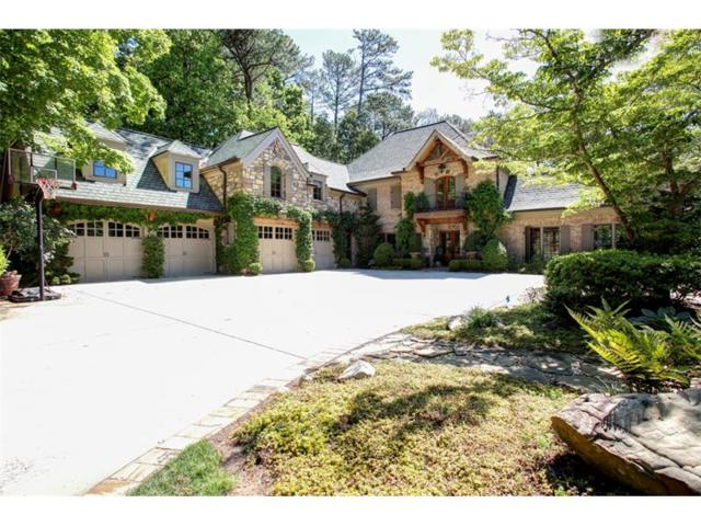 571 Glen Eagles Circle SE, Marietta, GA 30067 (MLS #5845020) :: North Atlanta Home Team
