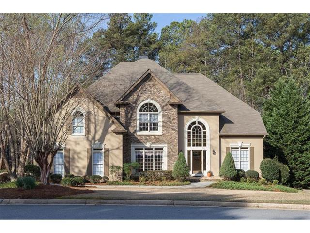12170 Oak Hollow Way, Alpharetta, GA 30005 (MLS #5845174) :: North Atlanta Home Team
