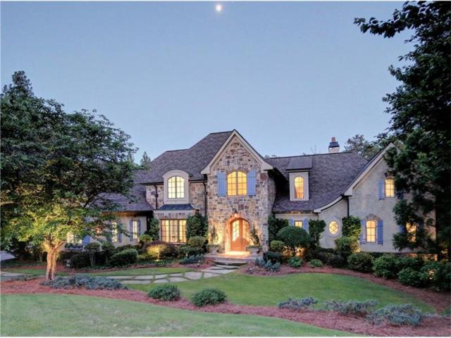 4716 Green River Court NE, Marietta, GA 30068 (MLS #5845301) :: North Atlanta Home Team