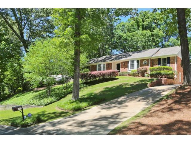 560 Forestdale Drive, Sandy Springs, GA 30342 (MLS #5845351) :: North Atlanta Home Team