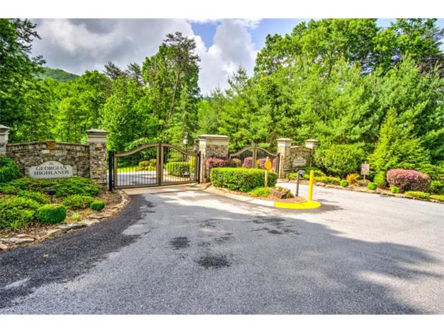 115 Cloudland Drive, Ellijay, GA 30536 (MLS #5845373) :: North Atlanta Home Team