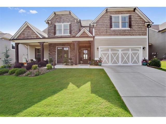 16 Highpointe Drive, Dawsonville, GA 30534 (MLS #5845385) :: North Atlanta Home Team
