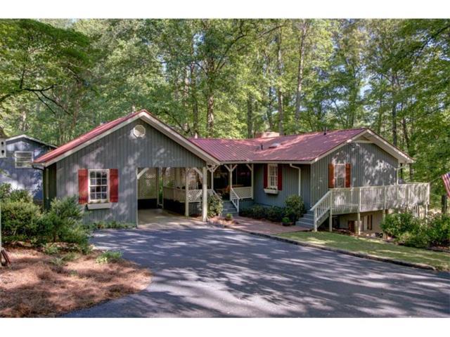 117 Sunset Drive, Dawsonville, GA 30534 (MLS #5845736) :: North Atlanta Home Team