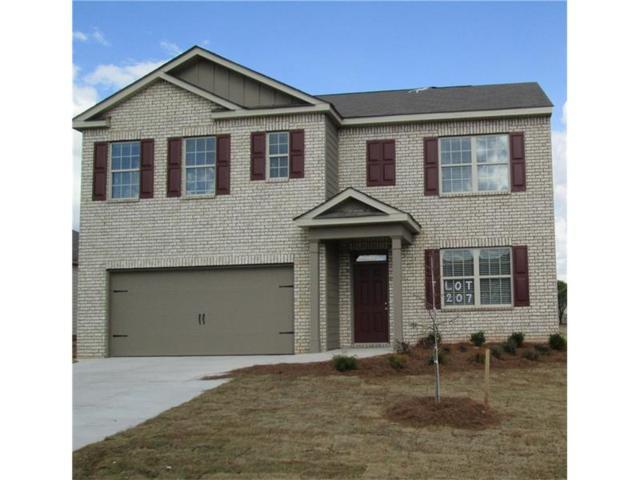 2054 Sawgrass Drive, Hampton, GA 30228 (MLS #5846088) :: North Atlanta Home Team