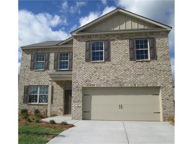 2016 Sawgrass Drive, Hampton, GA 30228 (MLS #5846109) :: North Atlanta Home Team