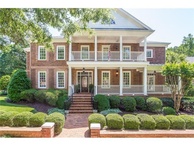 8650 Ellard Drive, Alpharetta, GA 30022 (MLS #5846252) :: North Atlanta Home Team