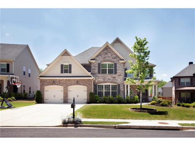 802 Turnstone Drive, Woodstock, GA 30188 (MLS #5847478) :: North Atlanta Home Team