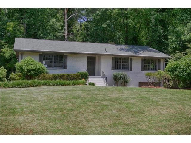 2128 Plantation Lane, Chamblee, GA 30341 (MLS #5849033) :: North Atlanta Home Team