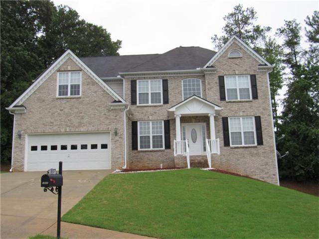 1807 Hampton Woods Way, Lawrenceville, GA 30043 (MLS #5849315) :: North Atlanta Home Team