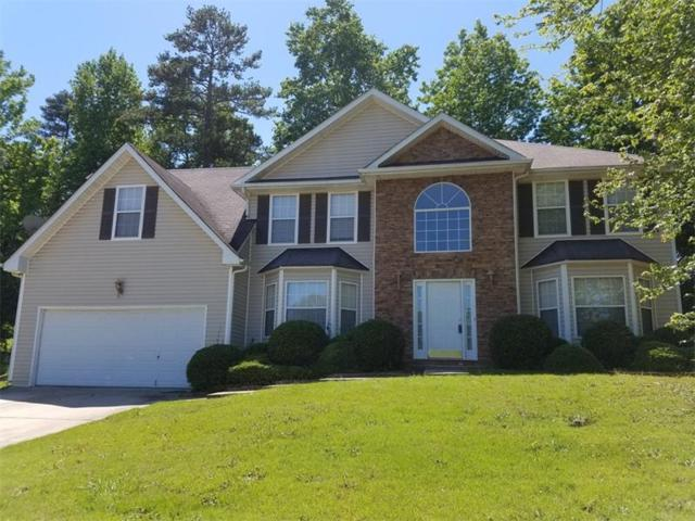 529 Carriage Walk Lane, Stone Mountain, GA 30087 (MLS #5849358) :: North Atlanta Home Team