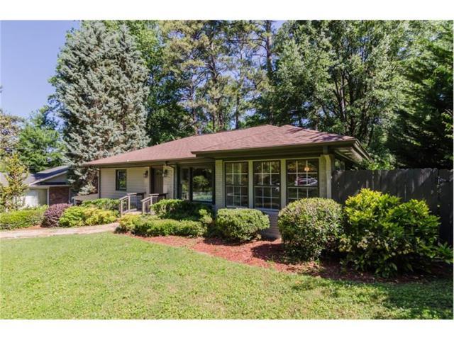 1242 Briar Hills Drive NE, Atlanta, GA 30306 (MLS #5849984) :: North Atlanta Home Team
