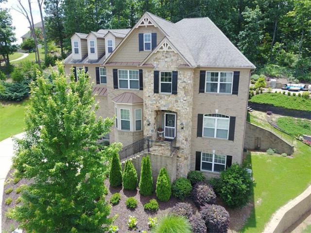 2130 Hilltop Overlook Way, Marietta, GA 30062 (MLS #5850602) :: North Atlanta Home Team