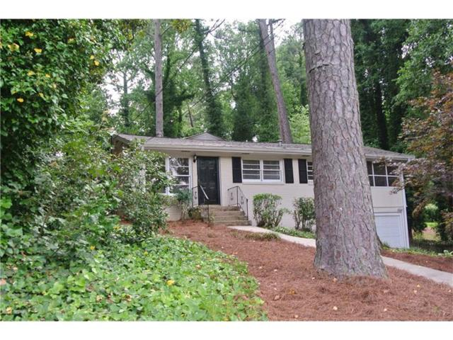4056 Navajo Trail NE, Brookhaven, GA 30319 (MLS #5850740) :: North Atlanta Home Team