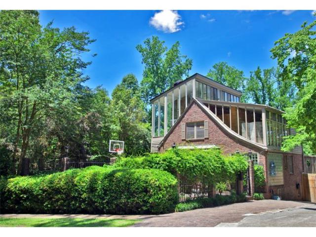 768 Crestridge Drive, Atlanta, GA 30306 (MLS #5851771) :: North Atlanta Home Team