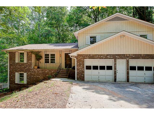2142 Tourney Drive, Marietta, GA 30062 (MLS #5851838) :: North Atlanta Home Team